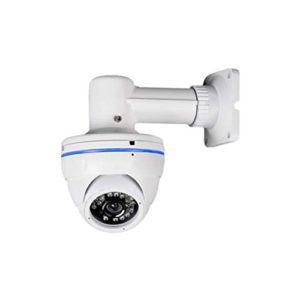 Wall mount bracket for fixed dome cameras