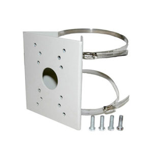 Pole Mount adaptor  for PTZ HS Dome cameras