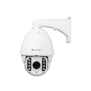 "33X Zoom True Day Night 6"" Networked IP PTZ HS Dome Camera"