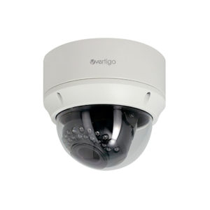 Sony Starlight Exmor 2.4MP Varifocal 2.8-12mm Network IP Vandal Resistant Mini Dome Camera