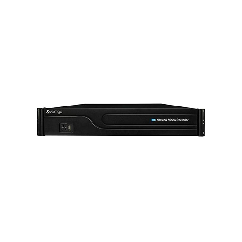 36 Channel Realtime 4K NVR, H.265/H.264, HDMI