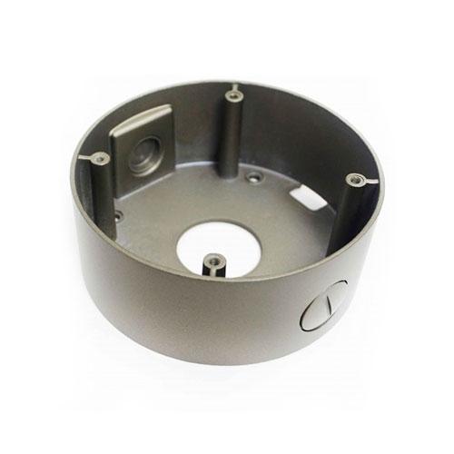 Junction box for fixed lens Eyeball cameras